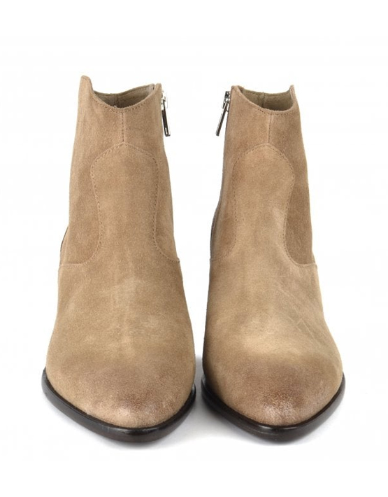 Ash Heidi Bis Suede Ankle Boots