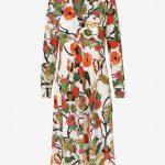 Baum Und Pferdgarten Aericka Dress - Cream Floral Branch