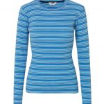 Mads Norgaard 2x2 Joy Stripe Tuba Top - Blue