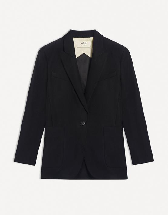 BA&SH Bird Jacket - Black