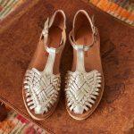 Leon & Harper Zapopan Sandals - Gold