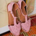 Leon & Harper Zapopan Sandals - Pink