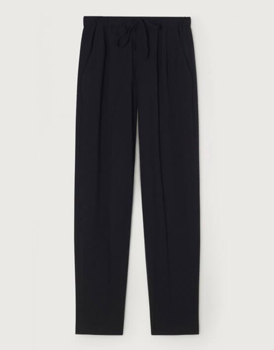 American Vintage Sirbury Trousers - Navy