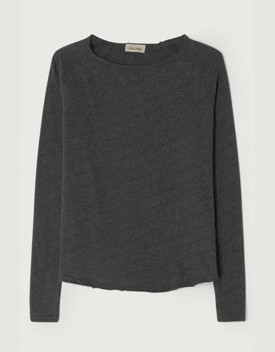 American Vintage Sonoma T Shirt - Vintage Black